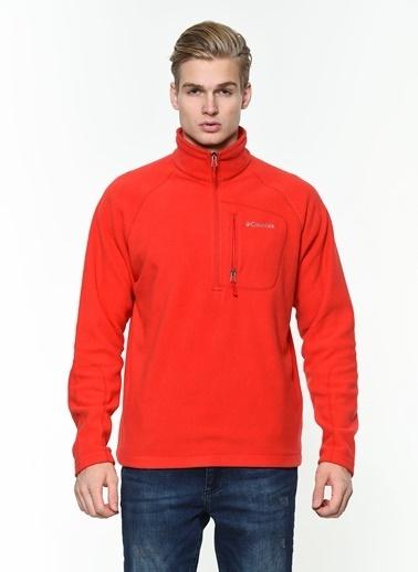 Columbia Polar Sweatshirt Kırmızı